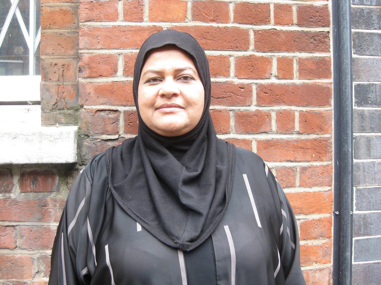 Kamilya Mohammedi Tuwedi.
