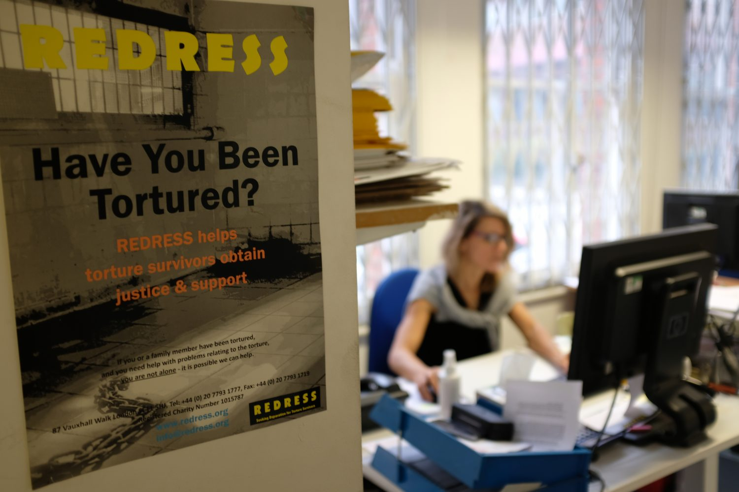 Our Uk Operations Based Out Of A London Office Is Comprised Diverse And Dedicated Group People That Works On Redress Programmes Campaigns