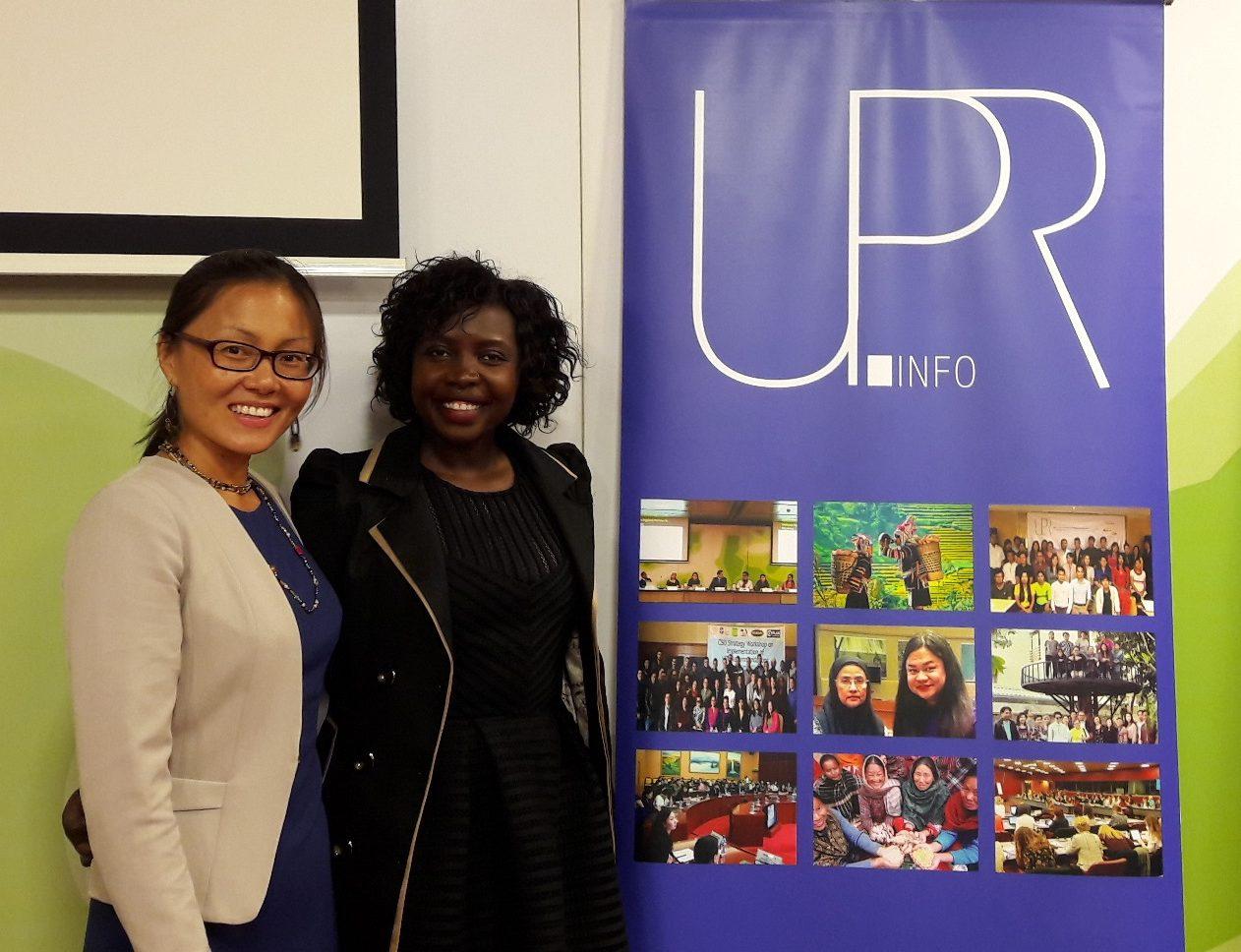 UPR in Geneva