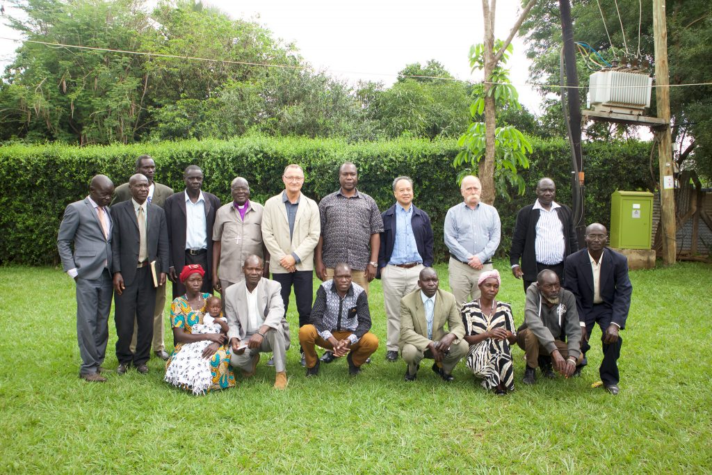 ICC in Ongwen case visit Northern Uganda in June 2018 Credit ICC CPI