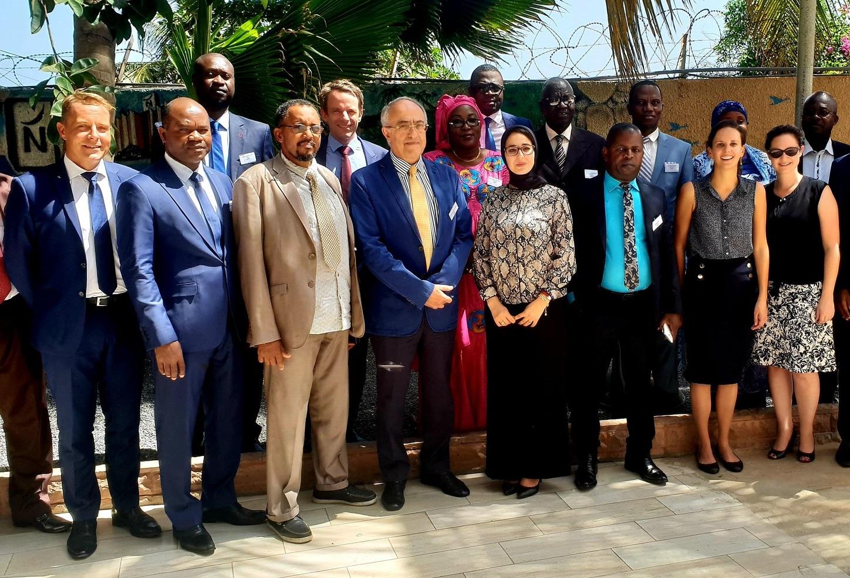 First anti-torture legislative workshop for Francophone African States