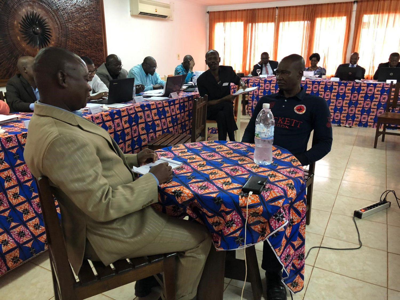 séminaire sur la représentation des victimes devant la Cour pénale spéciale de Centrafrique