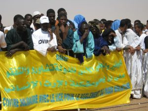 Relatives of the disappeared in Mauritania_UN_OCHA