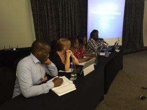 PARI meeting on 14-15 November in Johannesburg