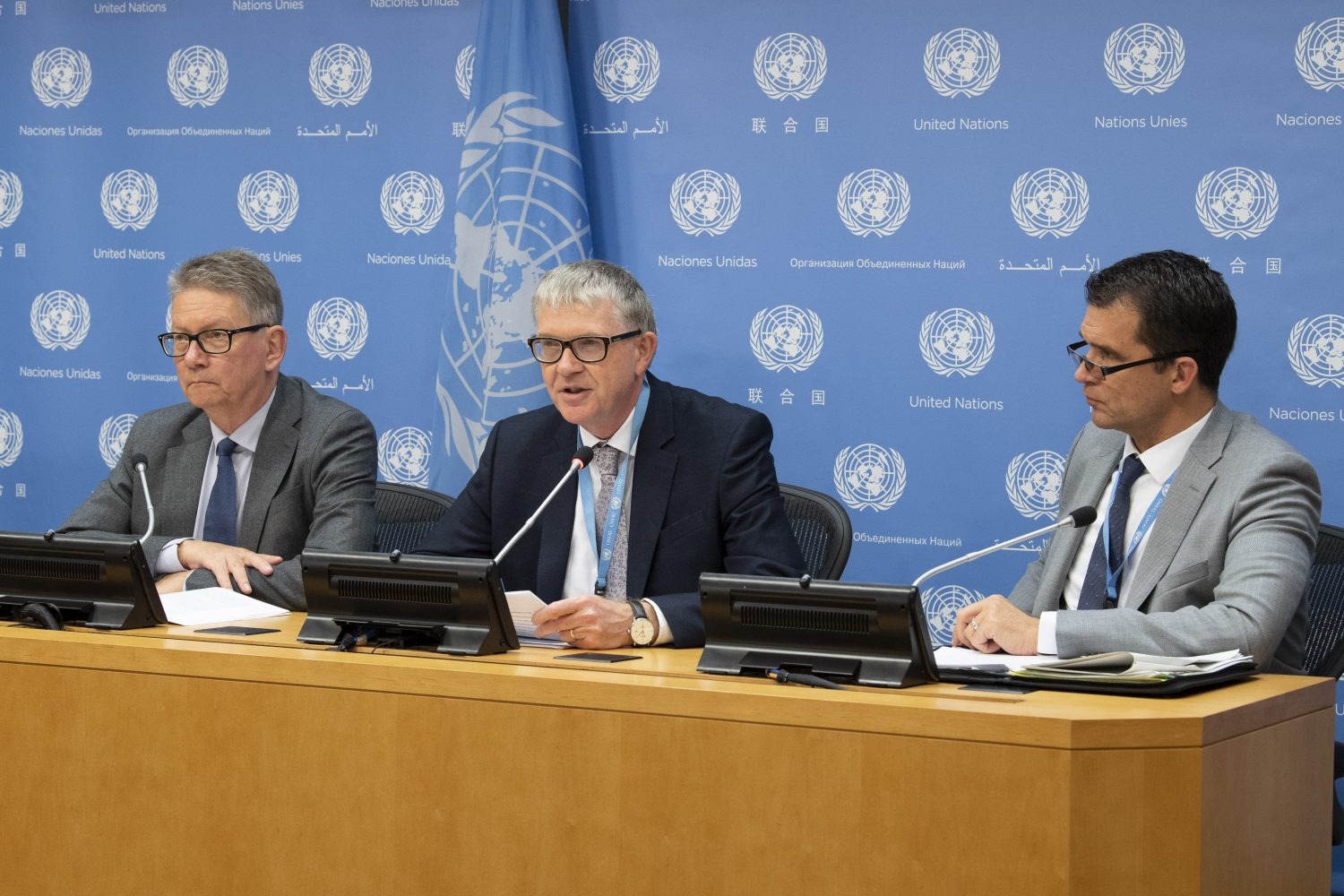 2019 Elections To The United Nations Committee Against