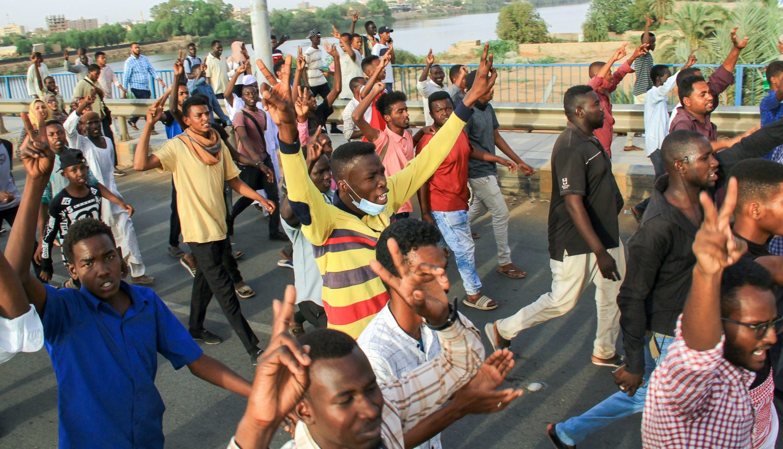 Sudan revolts. Credit Hind Mekki