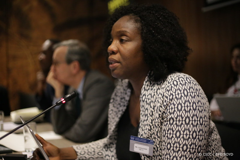 Redress advocates for victims' rights at the annual assembly of ICC States Parties