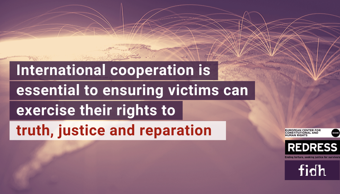 Anti-Impunity Initiative Must Bolster, Not Undermine, Victims' Rights