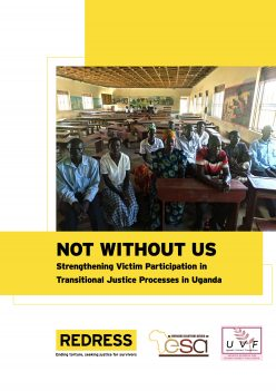 Not Without Us report cover