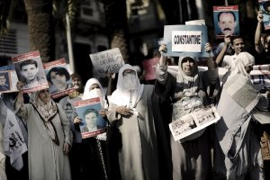 Families of the enforced disappeared in Algeria
