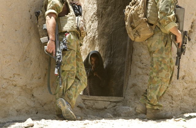 Australia's Brereton Report Shows Route to Accountability for War Crimes