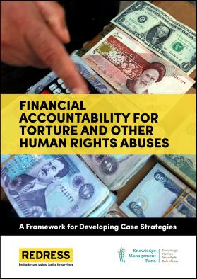 Cover Financial Accountability for Torture Framework