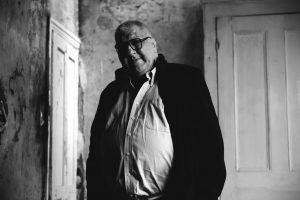 Photographic Portrait of Leopoldo García Lucero by Fiona Lloyd Davies
