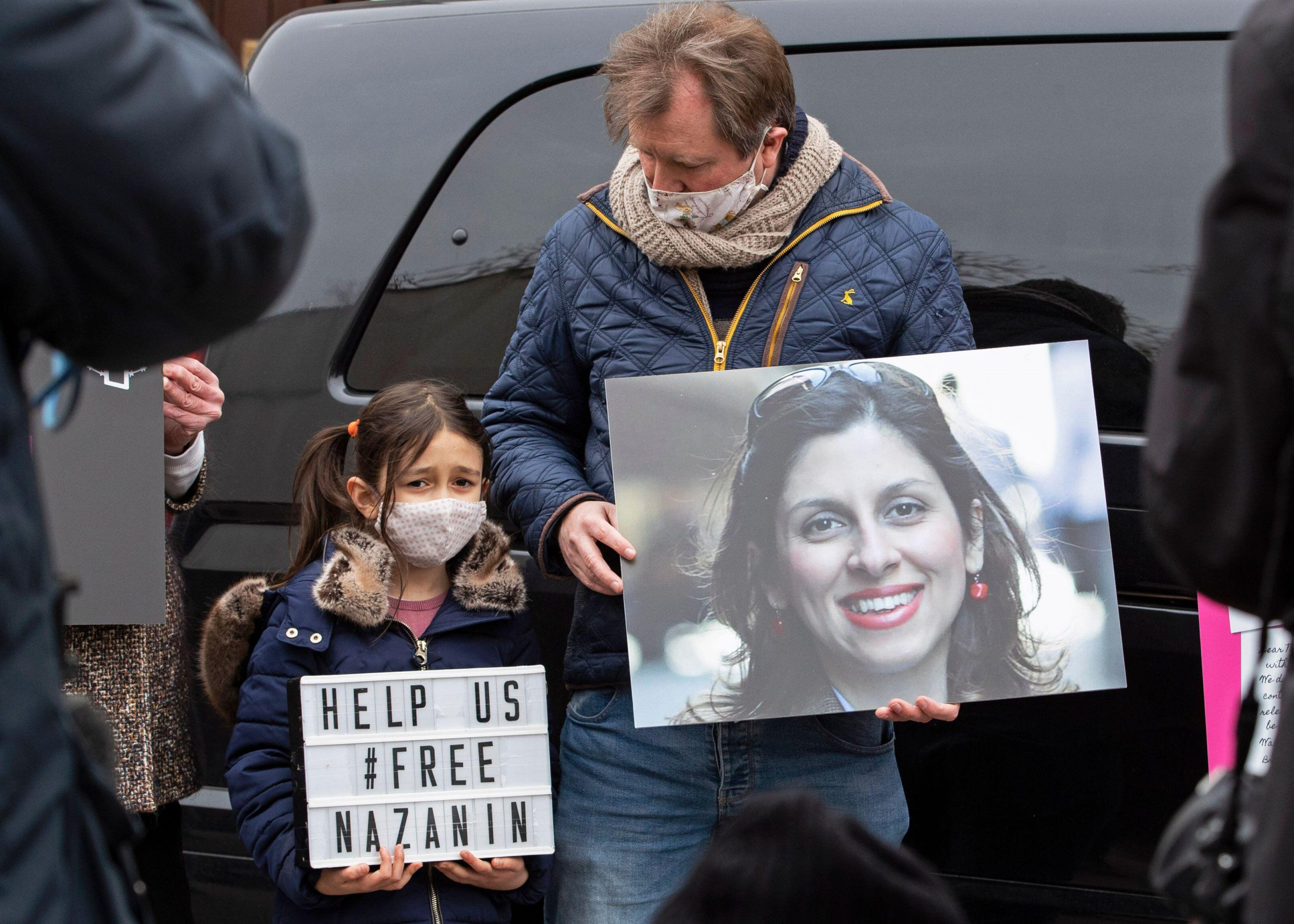 TheFreeNazanin Campaign andREDRESSCall forMagnitsky sanctions on Perpetrators ofIran's Hostage-taking